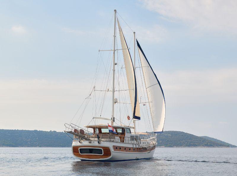 Gulet Sea Breeze - Exterior
