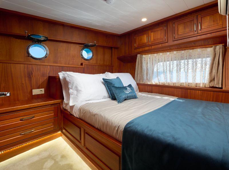 Gulet Sea Breeze - Rooms